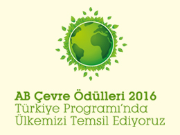 We Represent Our Country in Turkey Programme 2016 of EU Business Awards for the Environment